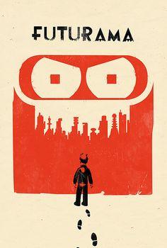 Futurama Resistance, via Flickr.