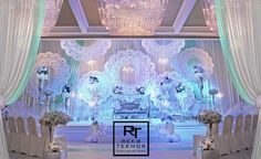 Tiffany Wedding #weddings #malaywedding #weddingpelamin #rekateemor