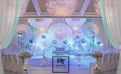Tiffany Wedding #weddings #malaywedding #weddingpelamin #rekateemor