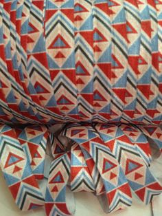 Hey, I found this really awesome Etsy listing at http://www.etsy.com/listing/177044494/rustic-aztec-fold-over-elastic-foe-diy