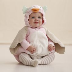 Owl Halloween Costume | Baby Girl Halloween Shop