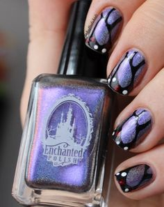 Enchanted Polish Time to pretend nailart Stamping bundle monster