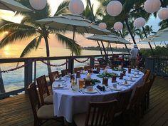 Kona Beaches, Kona Coast, Beach Weddings, Hawaii Wedding, Big Island, Hawaiian, Table Decorations, Simple, Weddings At The Beach