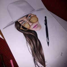 WANT A SHOUTOUT ?   CLICK LINK IN MY PROFILE !!!    Tag  #DRKYSELA   Repost from @leeticiart   Lauren in progress  via http://instagram.com/zbynekkysela