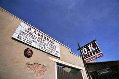 Gunfight at the O.K. Corral...Tombstone, AZ