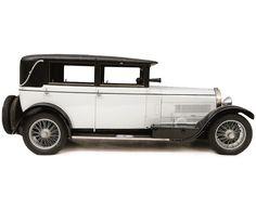 1927 Bugatti Type 44 Bergeon & Decoins Faux Cabriolet