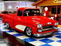 Old School Chevy Truck | Old School Chevy Trucks – 40′s, 50′s, 60′s