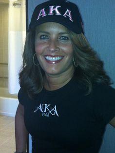 Suzanne Malveaux (honorary member of Alpha Kappa Alpha Sorority)