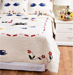 Pendleton quilt