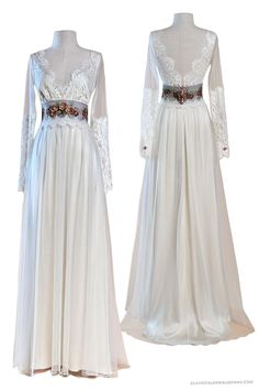 medieval dresses sleeves - Căutare Google