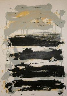 Field 2 by Joan Mitchell