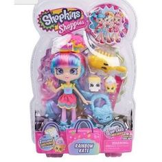 All about Monster High: Shopkins Shoppies dolls - Sara Sushi, Pam . Shopkins Game, Shopkins World, New Shopkins, Shopkins Season, Shoppies Dolls, Shopkins And Shoppies, Vip Card, 233, Monster High Dolls