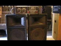 Peavey CS-400 Power Amplifier / Yamaha S1121IV PA/Dj Speakers - Tronnixx in Stock - http://www.amazon.com/dp/B015MQEF2K - http://audio.tronnixx.com/uncategorized/peavey-cs-400-power-amplifier-yamaha-s1121iv-padj-speakers/