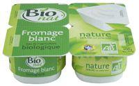 Fromage blanc bio nature Bio nat'