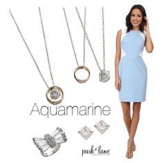 Aquamarine by parklanejewelry