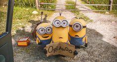 "EL ARTE DEL CINE: ""Minions"" (2015) TV Spots"