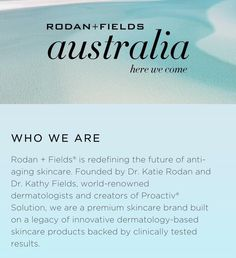 Who do you know in Australia? In T-minus 22 days, Some of my teammates, and TOP R+F leaders will be in Sydney and Melbourne to host informal meetings for those interested in the business! I would love for you or someone you know to have the opportunity to learn more about how you can be FIRST with RFAustralia! Contact me TODAY (TOdomRF@gmail.com) to get you signed up for one of the two meetings in July! (limited availability) ‪#‎Australia‬ ‪#‎RFAustralia‬ ‪#‎HereWeGrow‬