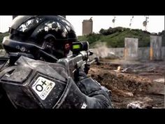 OFFICIAL HALO MOVIE TRAILER 2012 - That never happened. =(