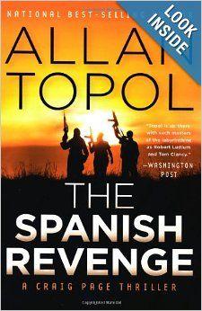 The Spanish Revenge: Allan Topol: 9781482640717: Amazon.com: Books