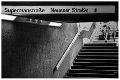 "Ebertplatz in Köln - ""Supermanstraße"""
