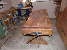 (Question) Hard Maple Woodworking bench top - by TomHoffman @ LumberJocks.com ~ woodworking community