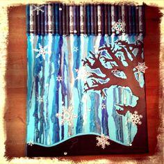 crayon art by sharon