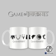 Caneca Game Of Thrones 2