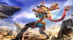 Vainglory: New Hero Gwen Guide, Tips, and Spotlight