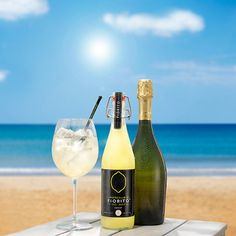 Carole's Chatter: Prosecco with Limoncello Iced Tea Lemonade, Limoncello, All About Italy, Alcoholic Drinks, Cocktails, Cocktail Sticks, Fresh Mint Leaves, Juice Plus, Wine Pairings
