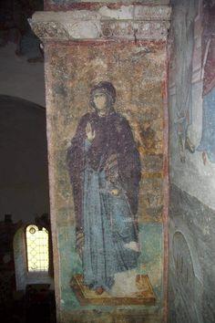 Fresco, Holi, Composition, Christian, Culture, Digital, Serbian, Romans, Painting