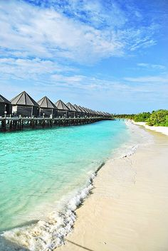 Kuredu Island, Maldives - Explore the World with Travel Nerd Nici, one Country at a Time. http://TravelNerdNici.com