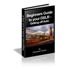 Beginners Guide to your DSLR - Getting off Auto (Kindle Edition)  http://www.rereq.com/prod.php?p=B007C965JW  B007C965JW