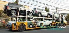 Xe ô tô nhập khẩu đầu năm 2017 tăng vọt trong khi giá trị lại giảm