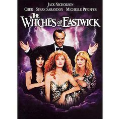 The Witches Of Eastwick 1987 Film 80s Movies, Great Movies, Horror Movies, Movies To Watch, See Movie, Movie Tv, The Witches Of Eastwick, Foto Poster, Movie Blog
