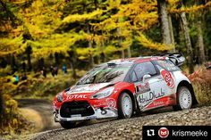 #Repost @krismeeke P2 on #shakedown @walesrallygb  #WRC @officialwrc @dsargentina @ds_official @abudhabiracing @dsperformance @ds_uk @ds_ireland @citroenracing