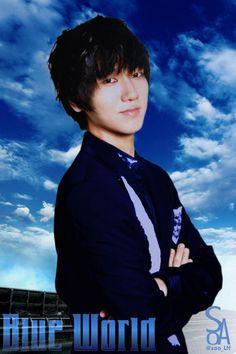Twitter / sao_LH: Blue World風 イェソン ...