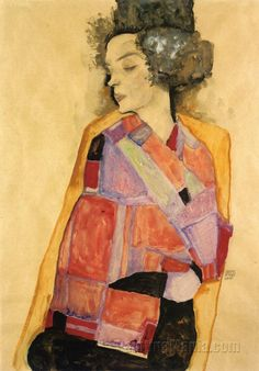 Schiele✖️More Pins Like This One At FOSTERGINGER @ Pinterest✖️