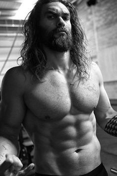 Jason Momoa's Instagram Is So Full of Gems, You'll Feel Like You've Won the Hotness Lottery
