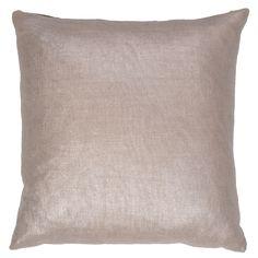 Jaipur Shimmer Glitter Silver Decorative Pillow @Zinc_Door