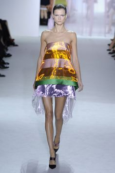 Christian Dior RTW Spring 2013 - Runway, Fashion Week, Reviews and Slideshows - WWD.com