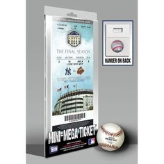 Final Game at Yankee Stadium Mini-Mega Ticket - New York Yankees