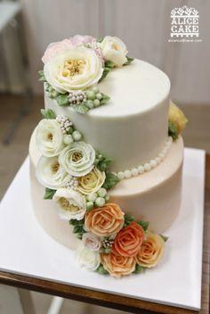 멀리 미국에서 오빠 결혼식 케이크를 만들러 오셨어요. : 네이버 블로그
