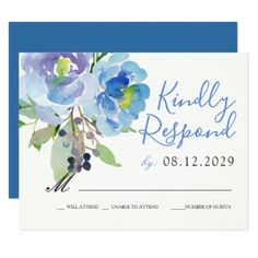Ask your girls to be with you on your special day with Floral bridal party proposal cards from Zazzle! Invitation Cards, Wedding Invitations, Bloom And Wild, Wedding Response Cards, Floral Style, Rsvp, Bouquet, Hand Painted, Bridal