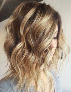 20 Superlative Variations of A Cool Medium Length Waves Hairstyles 2017