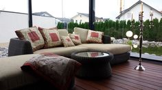 Rattan Lounge AGORA In-/Outdoor!