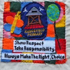 Rangefield Primary School patch
