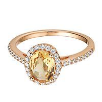 Citrine Rings & Jewelry: November Birthstone - Helzberg Diamonds