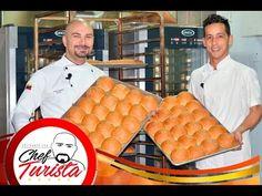Como hacer pan de hamburguesas - Especial Chef invitado! - YouTube