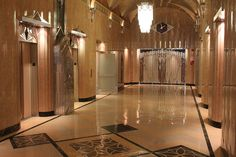General Electric Building Lobby by joseph a, via Flickr