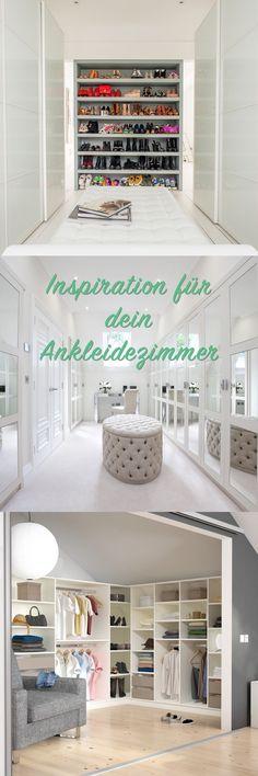 Amazing Ankleidezimmer Einrichtung Ideen Inspiration und Bilder
